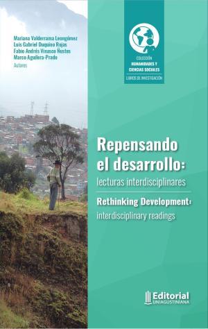 Cubierta para Repensando el desarrollo: lecturas interdisciplinares