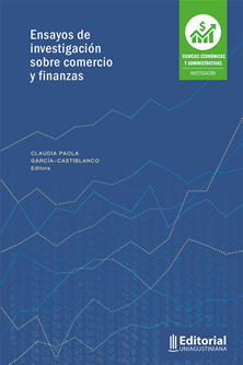 Cubierta para Ensayos de investigación sobre comercio y finanzas