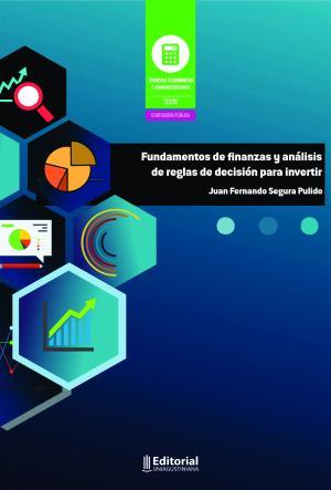 Cubierta para Fundamentos de finanzas y análisis de reglas de decisión para invertir